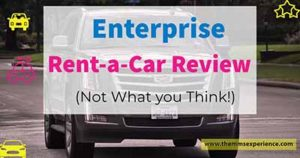 Enterprise Rent-A-Car Review: Everything you Need to Know (2021)