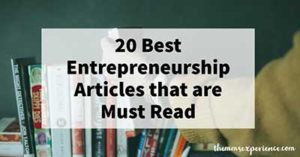 Read more about the article The 24+ Best Entrepreneurship Articles that are Must Read in 2021