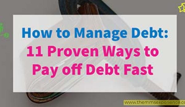 How to Manage Your Debt Easily  11 Best Ways to Pay Off Debt