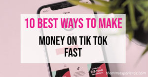 How to Make Money on TikTok in 2021 (Ultimate Guide)
