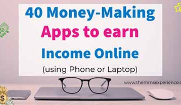 50+ Ultimate Apps to Make Money Online Fast in 2021