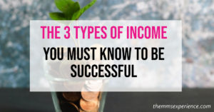Read more about the article Want to Quit Your Job? Learn these 3 Types of Income