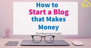 Read more about the article How to START A BLOG in 2021 That Makes Money (Ultimate Beginners Guide)