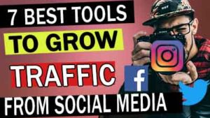 Read more about the article 7+ Tools to Drive HUGE Traffic From Social Media