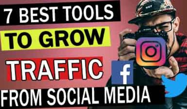 7+ Tools to Drive HUGE Traffic From Social Media