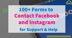 Read more about the article How to Contact Facebook & Instagram for Support & Get Help [Ultimate Guide]