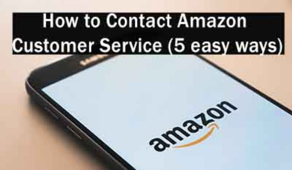 How to Contact Amazon Customer Service in 2021: Phone, Live chat, Email, Social Media