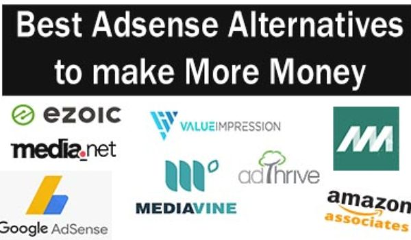 5+ Best Adsense Alternatives to Join in 2021 (High-Paying)