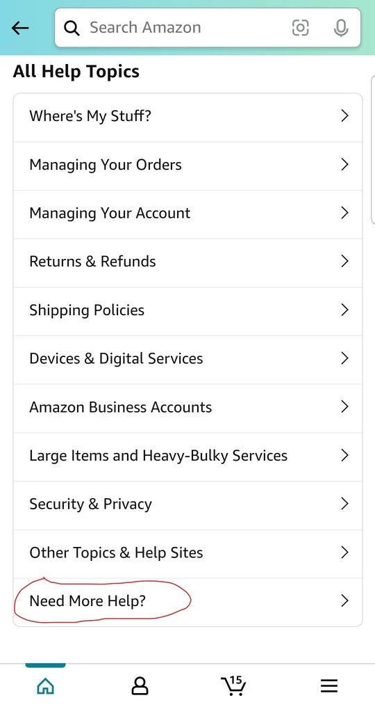 contact amazon, How do I complain to Amazon